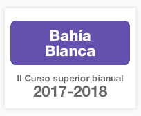 Curso Bahia Blanca 2017 - 2018